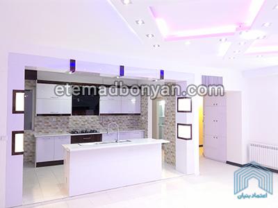 آپارتمان 105 متری فاز 8 پردیس - پروژه جهاد نصر زنجان