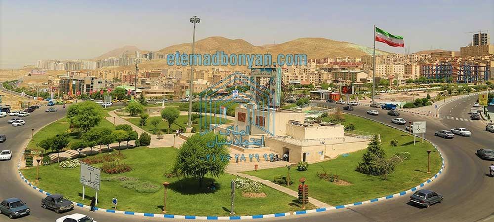 میدان امام فاز 2 شهر جدید پردیس