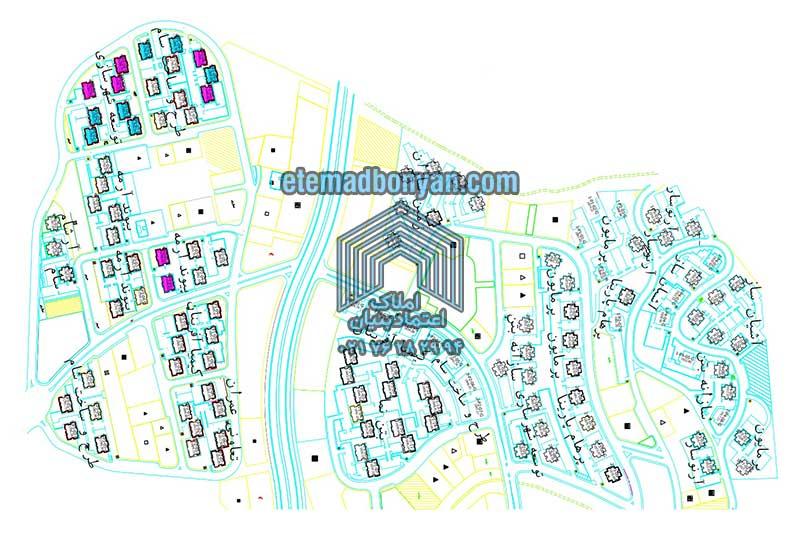 محله های فاز 5